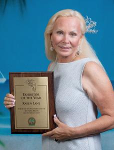 Exhibitor of the Year - Karen Lane